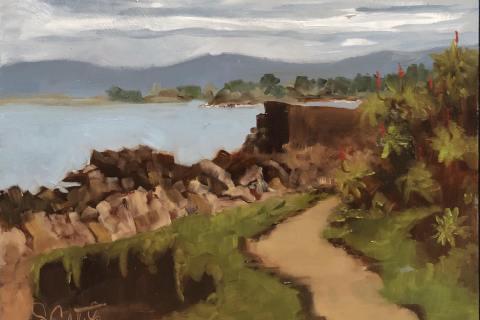 44-Susann-Cate-Lynn-Pagrovia-After-the-Rain-oil-8x10-325.-Susann-E.-Cate-Lynn-min