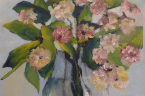 57-Kathryn-Hannay-Spring-Blossoms-oil-12x16-350-min