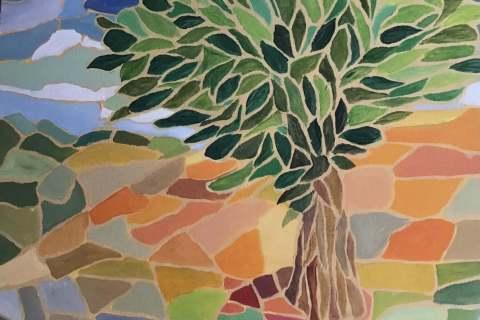 61-Susan-Cox-Lone-Tree-Oil16-x-12-100-min