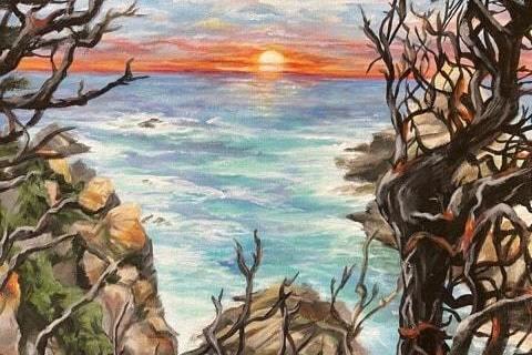 67-Julie-Foudy-Pt.-Lobos-Sunset-Acrylic-16x20-775-min